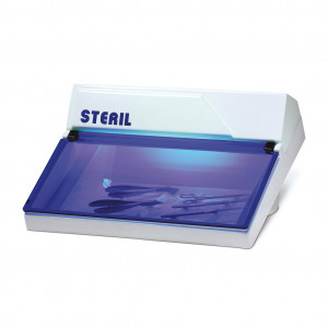 Steril box mit uv-licht