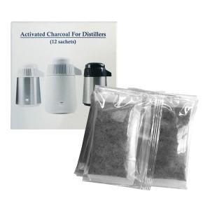 Filtri ai carboni attivi per Distillatore d