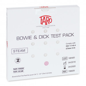 Test bag-bowie & dick
