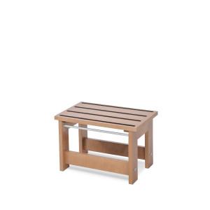 Scaletta legno 1 gradino