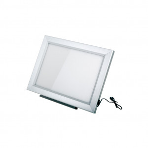 Negativoscopio slim led 36 x 28 cm