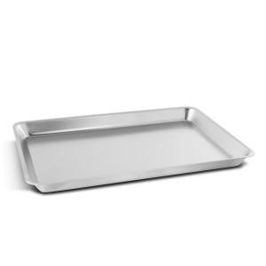 Stainless steel medium tray 20x15  cm