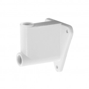 Attacco a parete per lampade afma - colore bianco