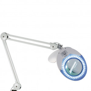 Led lamp with 5 dt lens 6w