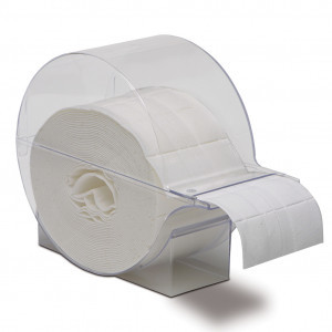 Dispenser for pad roll