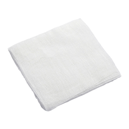 Compresse di Garza in cotone sterili 7,5 x 7,5 cm 25 x 2 pz
