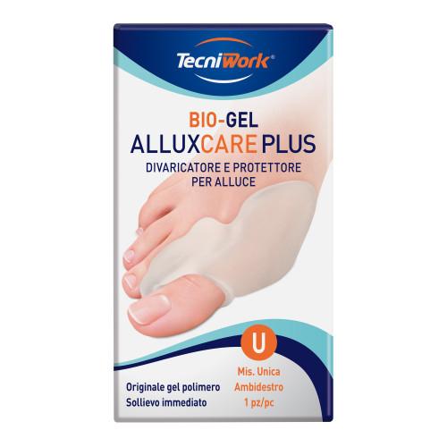 Divaricatore e protettore in Bio-gel per alluce Alluxcare Plus 1 pz