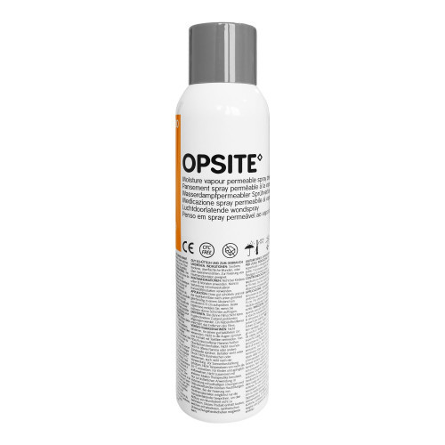 Medicazione impermeabile trasparente OPSITE Spray 240 ml
