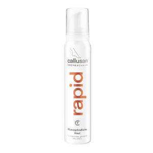 Schiuma protettiva per piedi con pelle sensibile Callusan Rapid 125 ml