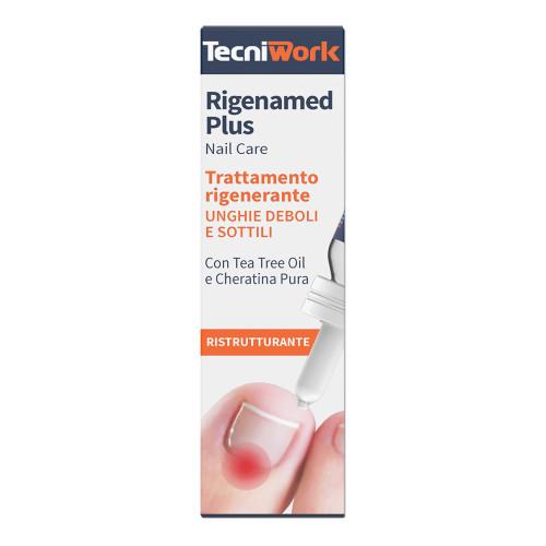Trattamento unghie rigenerante per unghie deboli e sottili Rigenamed Plus 15 ml