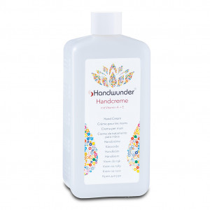Crema Mani 500 ml - Per pelle secca e disidratata