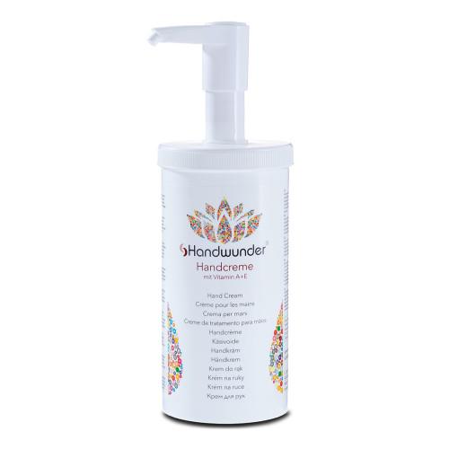 Crema Mami Dispenser 450 ml - Per pelle secca e disidratata