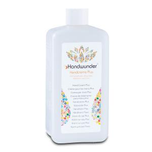 Crema Mani Plus 500 ml - Per pelle fortemente secca