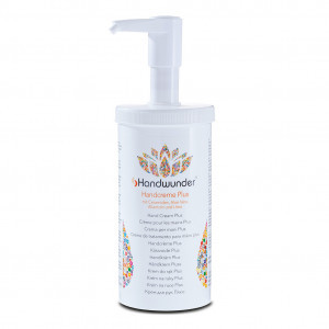 Handcreme plus spenderdose 450 ml