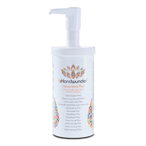 Crema Mani Plus Dispenser 450 ml - Per pelle fortemente secca