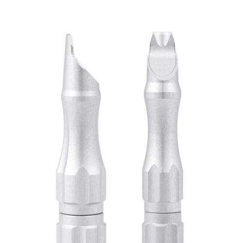 Manico universale in Alluminio per microlame Tecniwork misura 0-0,5-1