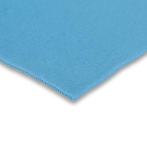 Blue fleecy web 22.5x40cm  4pz