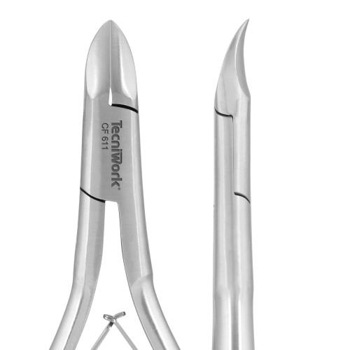 Tronchese professionale per unghie Taglio Concavo 14 mm