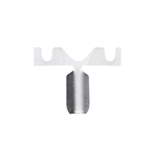 Microlame singole sterili e monouso Safe misura 0,5 50 pz