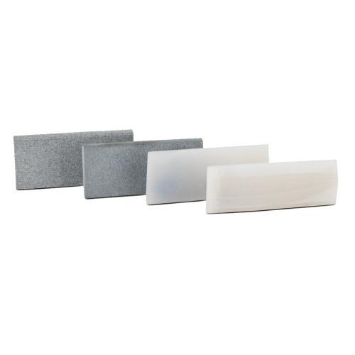 Set di pietre naturali per affilatura di strumenti professionali