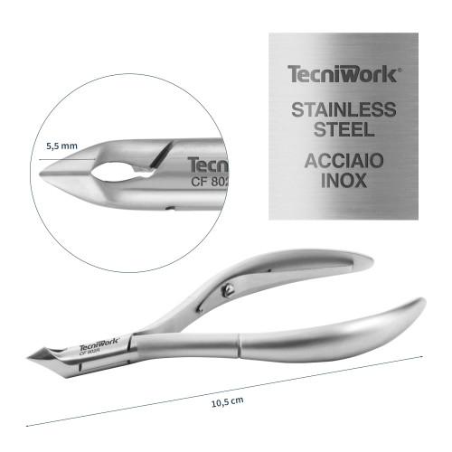 Tronchese professionale per cuticole Taglio 5,5 mm