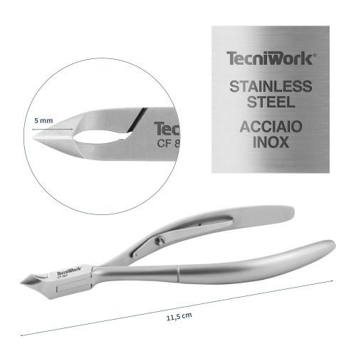 Tronchese professionale per cuticole Taglio 5 mm