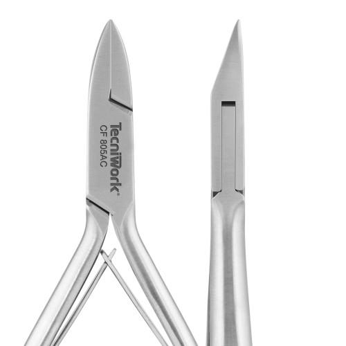 Tronchese per unghie - taglio retto 14 mm