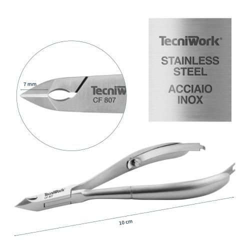 Tronchese taglio cuticole 7 mm