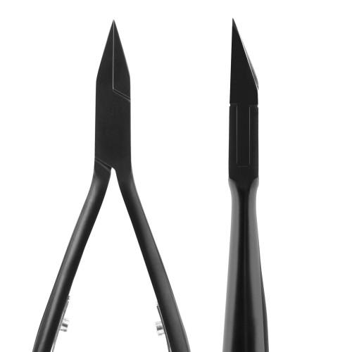 Tronchese professionale in Titanio per unghie taglio Retto 17 mm