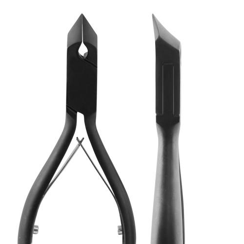 Tronchese professionale in Titanio per unghie Taglio Quarto di Luna 15 mm