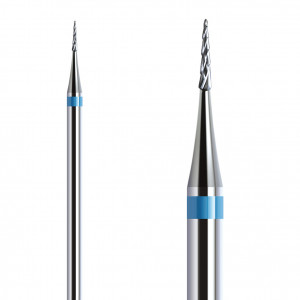 Fresa carbonio taglio standard 0,8 mm