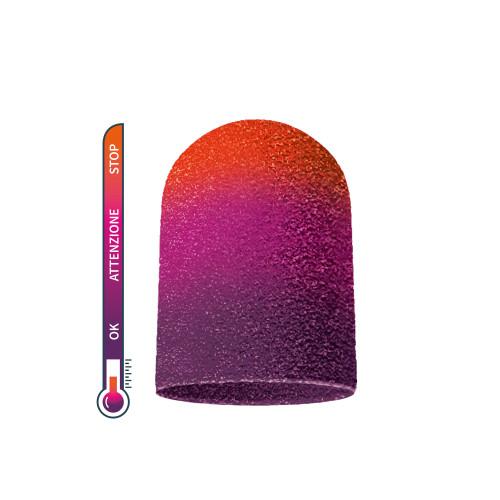 Cappucci abrasivi monouso grana media 10R SK Thermo Cap 10 pz