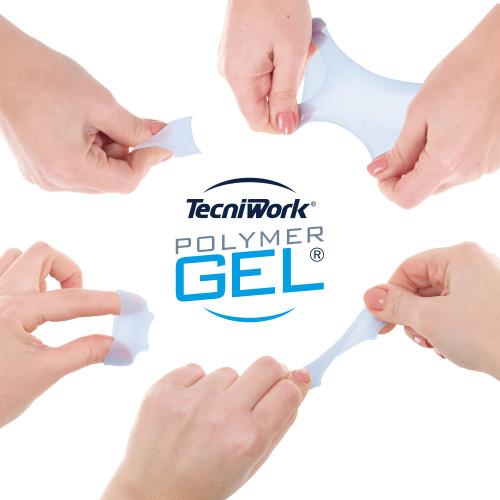 Talloniere Calzanti Comfort Plus in Tecniwork Polymer Gel misura Small 1 paio