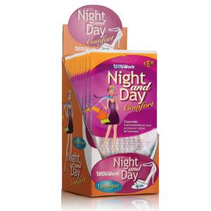 Night & day schuheinlage-kissen 12 paar