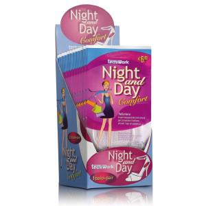 Night&day gel fersenkissen 12 paar