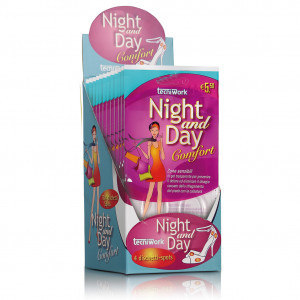 Night&day runde gelkissen 4x12 stk.