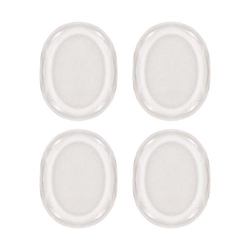 Protezione invisibile per le zone sensibili del piede Night and Day 4 pezzi