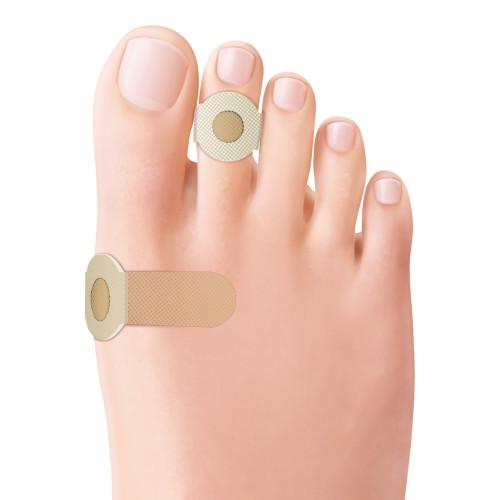 Cerotti callifughi per piedi con paracallo e 40% di Acido Salicilico 6 pz