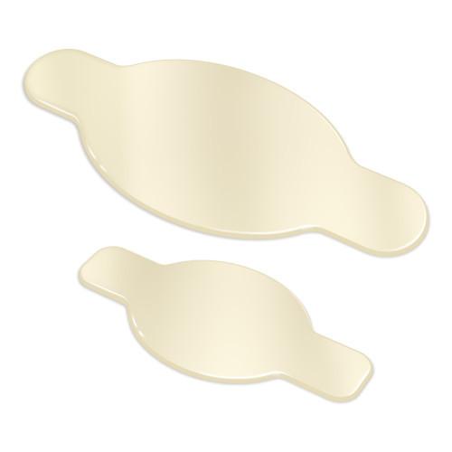 Cerotti idrocolloidali ovali per vesciche del piede 5 pz