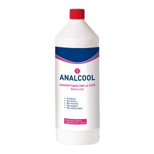 Disinfettante per la cute senza alcool Analcool 1 l