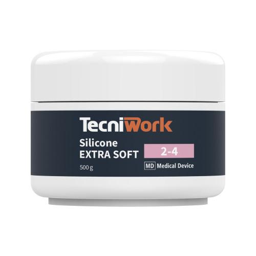 Silicone Extra Soft Shore A 2/4 500 g