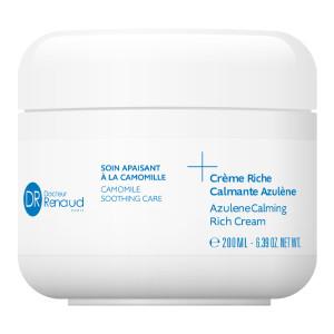 Crema ricca calmante azulene 200 ml