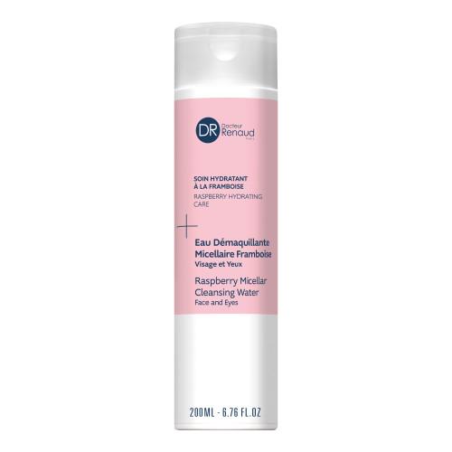 Promozione Linea Viso Idratante al Lampone con acqua micellare 200 ml e crema idratante 50 ml