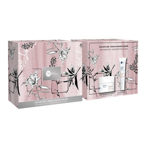Cofanetto regalo - Crema Anti Age alla Rosa da 50 ml + Correttore BB anti-rughe all