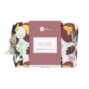 Cofanetto regalo Anti-Age Rimpolpante alla Rosa con crema viso 50 ml e balsamo contorno occhi e labbra 50 ml