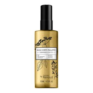 Olio scintillante per il corpo al Monoi - Limited Edition 125 ml