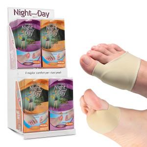 N&d espositore benessere piedi 24pz