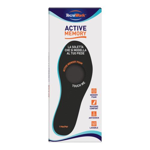 Espositore solette active memory 24 paia