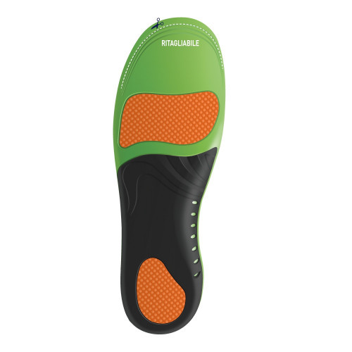 Solette per calzature sportive ritagliabili Active Sport 10 paia