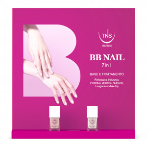 Espositore bb nail 7 in 1  16+2pz